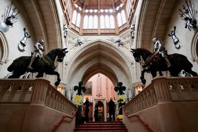 Inside the Royal Castles: Windsor Castle Grand Staircase