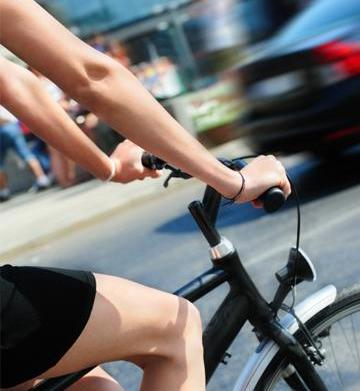 Top 5 bike safety tips