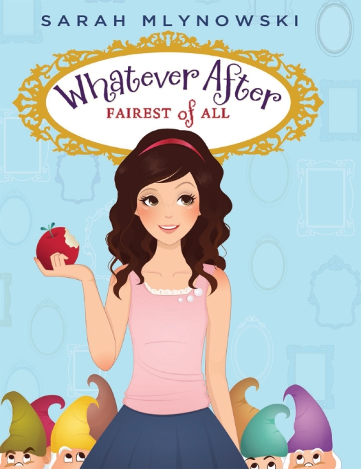 Books for girls: Whatever After #1: Fairest of All