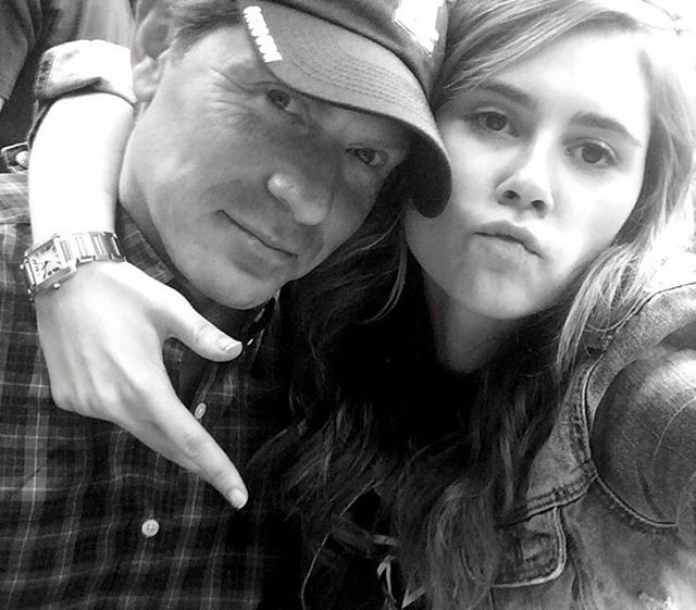 Bobby Flay and daughter Sophie