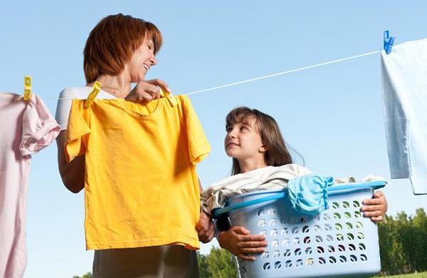 How to make folding laundry fun