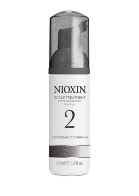 Best Scalp Sunscreens for Summer: Nioxin System 2 Scalp Treatment – SPF 15