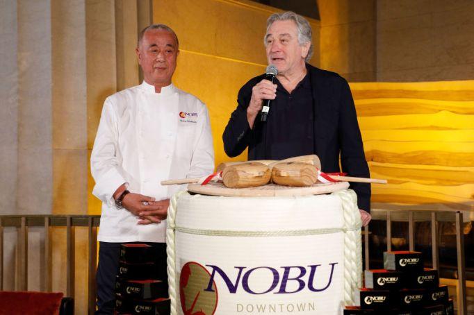 Biggest celebrity side hustles: Robert De Niro