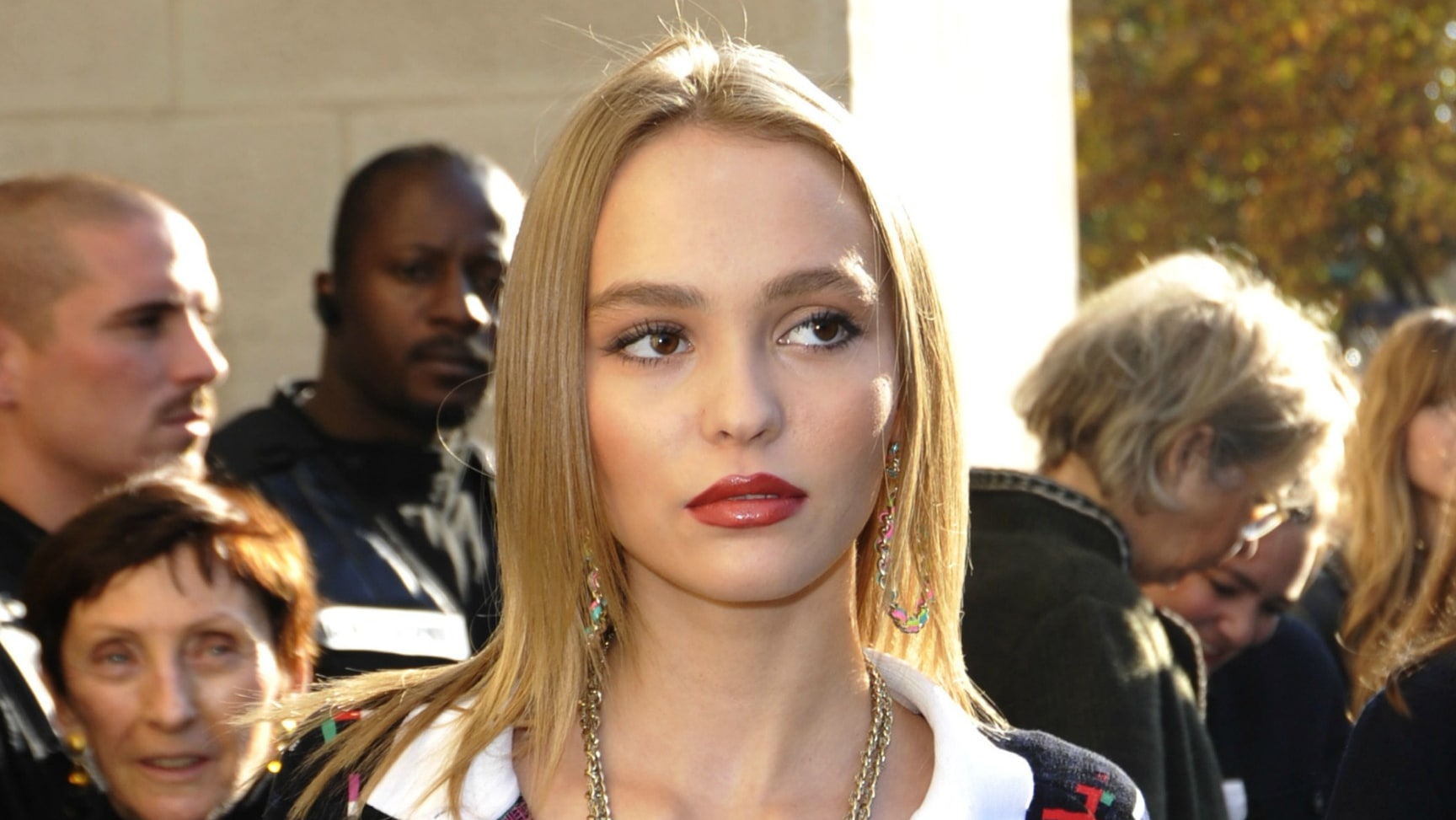 8 Things You Must Know About Johnny Depp's Daughter Lily-Rose – SheKnows