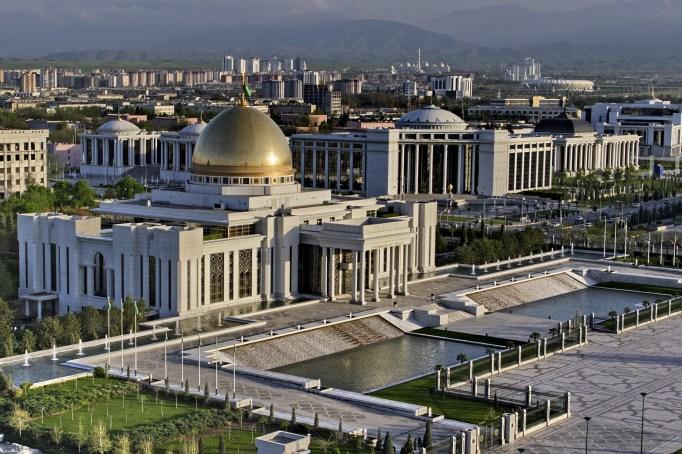 best-budget-travel-destinations-ashgabat