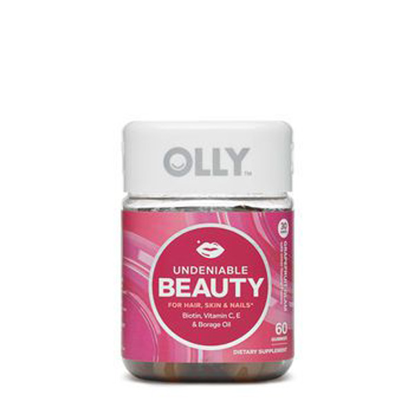 Beauty Supplements To Add To Your Cabinet | : Olly Undeniable Beauty