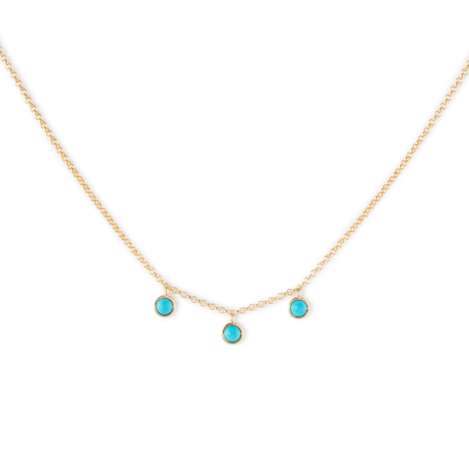 Gorgeous Jewelry Finds That Look Expensive: Turquoise Necklace | Inexpensive Jewelry Trends