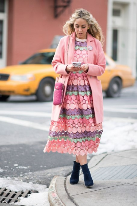 Ways To Wear Pastels This Fall | Running in Circles