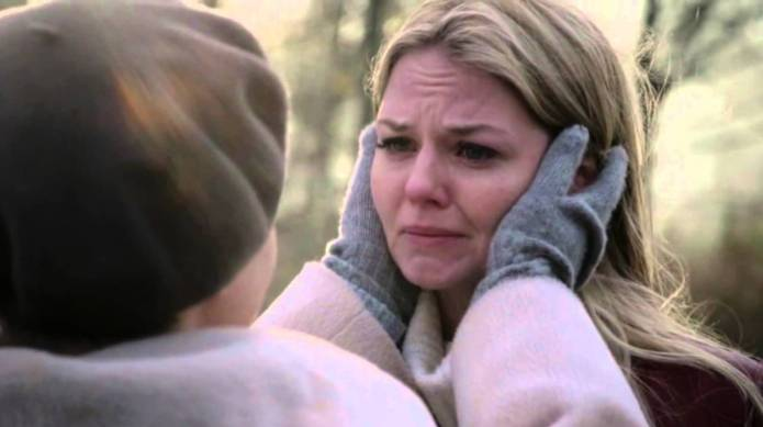 Once Upon a Time: Say it