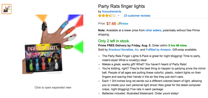 party-rats