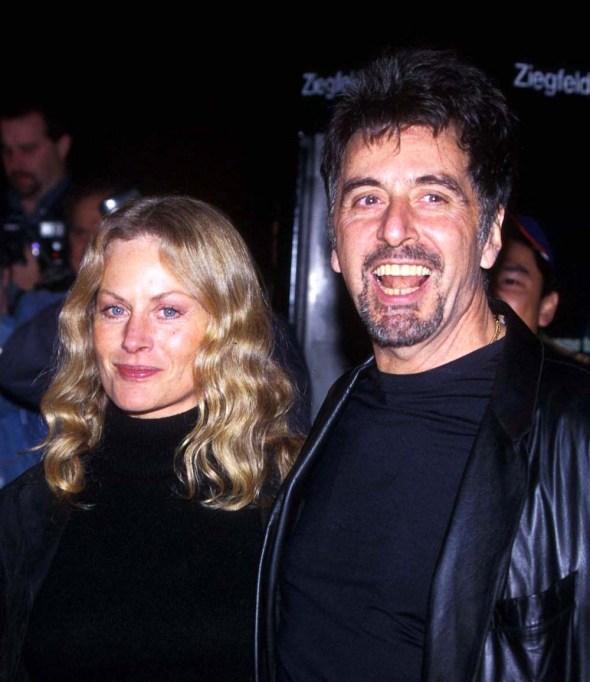 Al Pacino & Beverly D'Angelo 1999