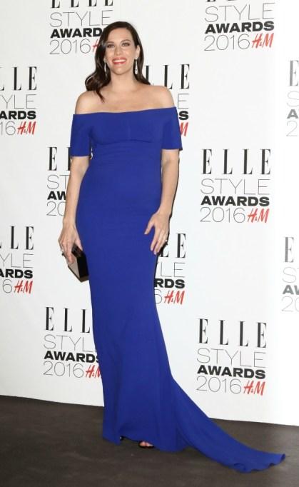 Elle Style Awards red carpet