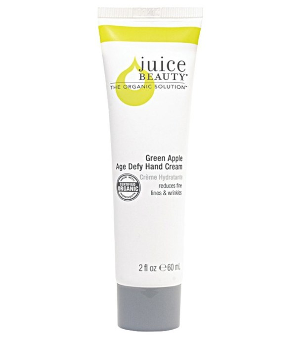 The Best Anti-Aging Hand Cream | Juice Beauty Green Apple Age Defy Hand Cream