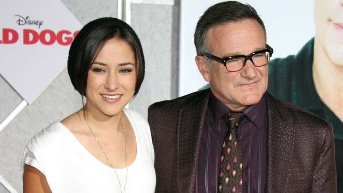 Zelda Williams is struggling to return