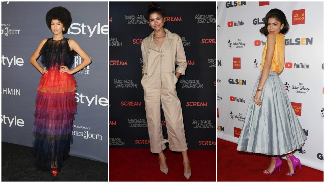 Zendaya Fall Fashion