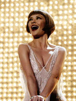 Catherine Zeta Jones is ready to light up the Great White Way