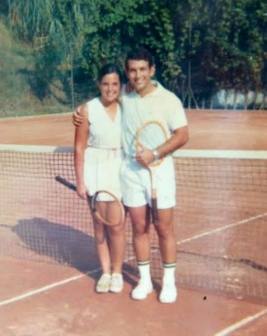 Ina and Jeffrey Garten
