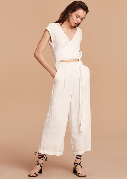 Dressy Jumpsuits: Wilfred Brax Jumpsuit | Summer Fashion 2017