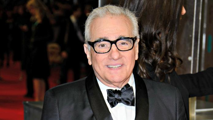 Martin Scorsese has Kodak film's back