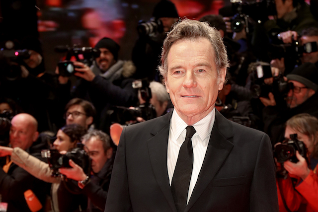 Bryan Cranston attends the Opening Ceremony & 'Isle of Dogs' premiere