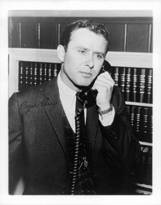 Photo of Roger Perry