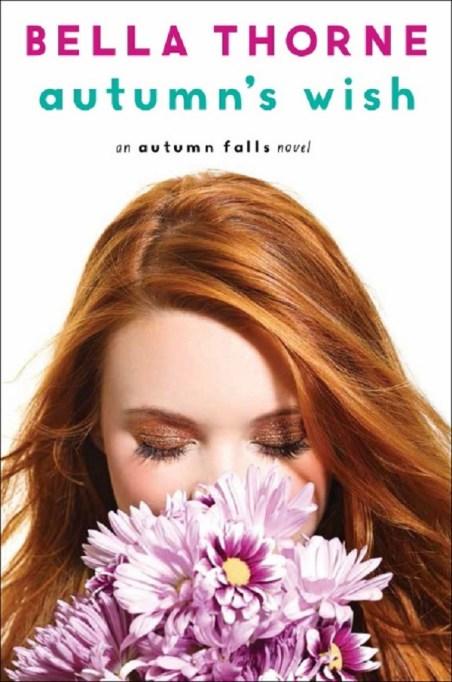 Bella Thorne Autumn's Wish book cover