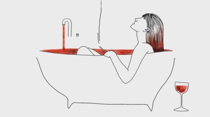 Menstrual metaphors have been turned into