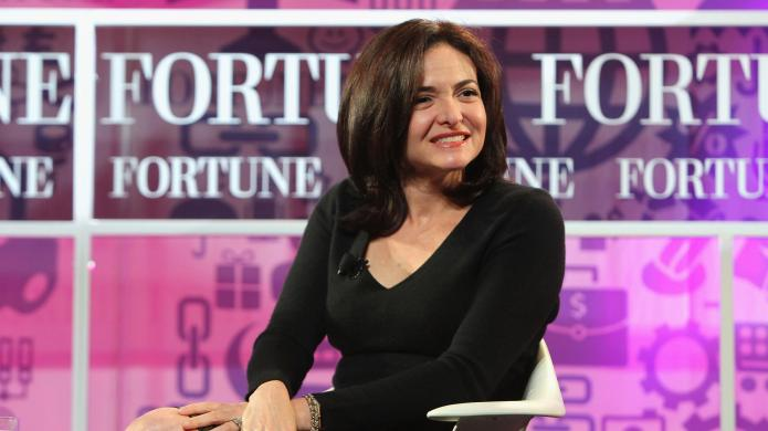 Sheryl Sandberg says one thing will