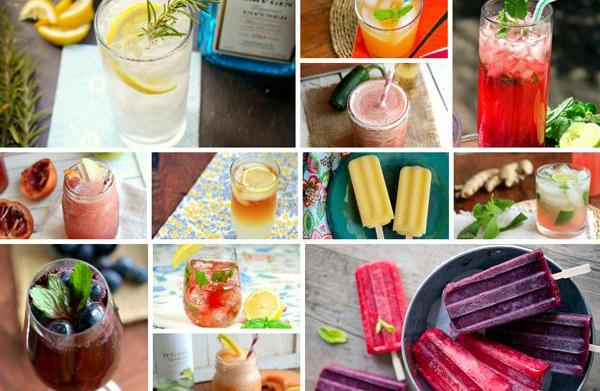 12 Cocktails for summer sipping