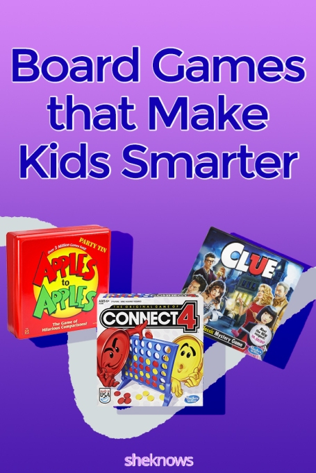 Brain-Boosting Board Games Pin image