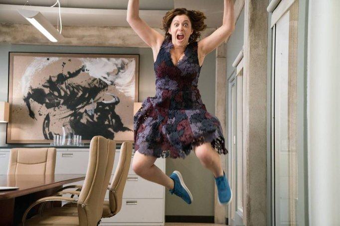 Rachel Bloom in 'Crazy Ex-Girlfriend'