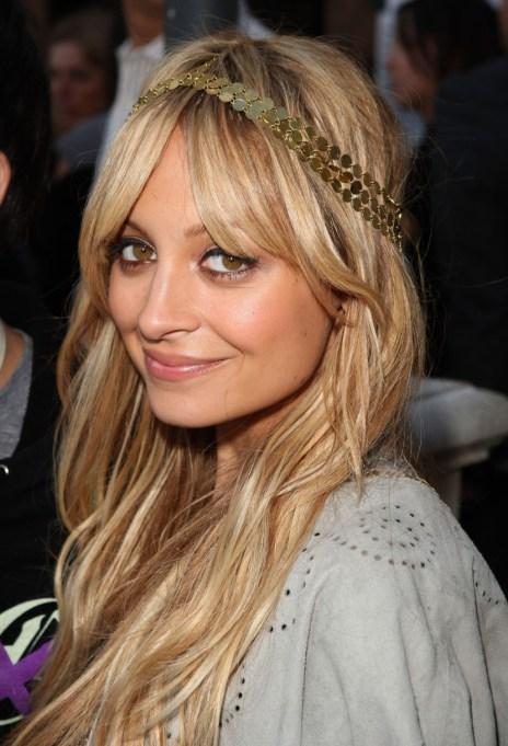 Celebrity Inspired Ways To Wear A Headband | Nicole Richie
