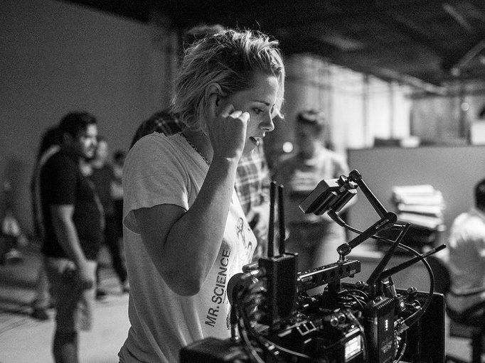 Kristen Stewart directing 'Come Swim'