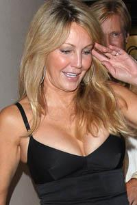 Heather Locklear, please stop being hot