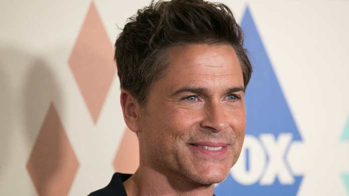 Rob Lowe might be swooping in