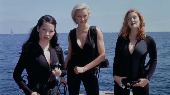 Still from 'Charlie's Angels' movie reboot,