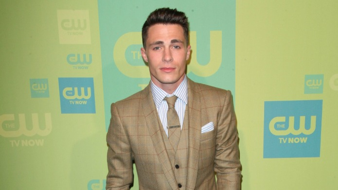 Colton Haynes gets deeply personal as