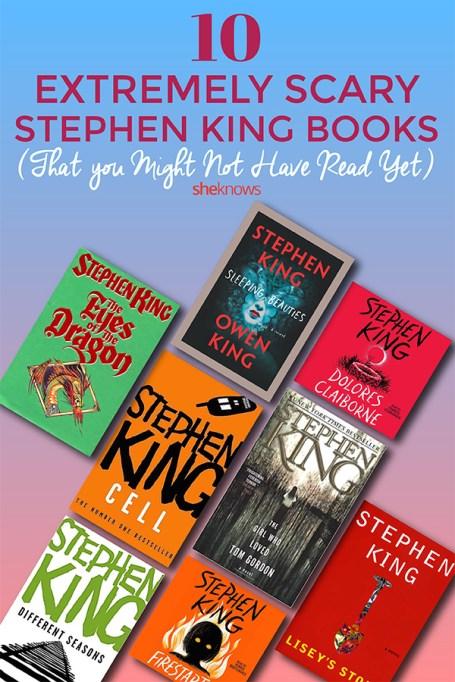 Best scary novels