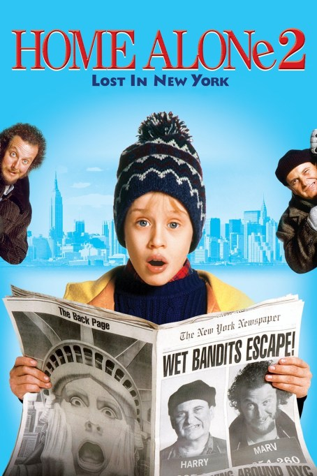 '90s Movies That Would Make No Sense Now - Home Alone 2