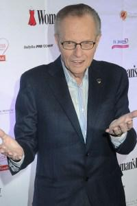 Larry King retiring
