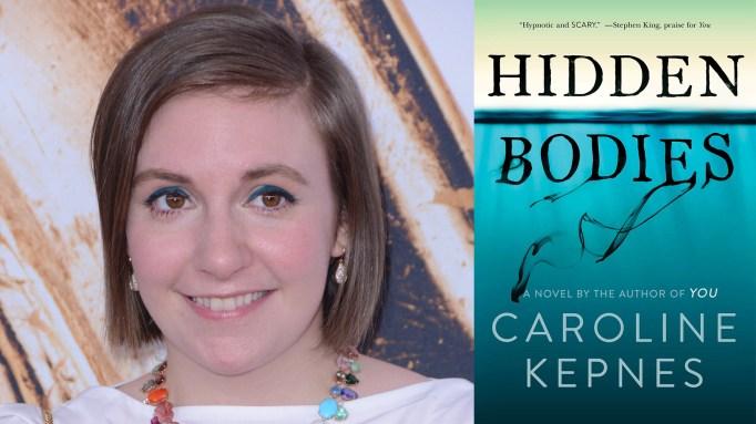 Lena Dunham and Hidden Bodies book cover