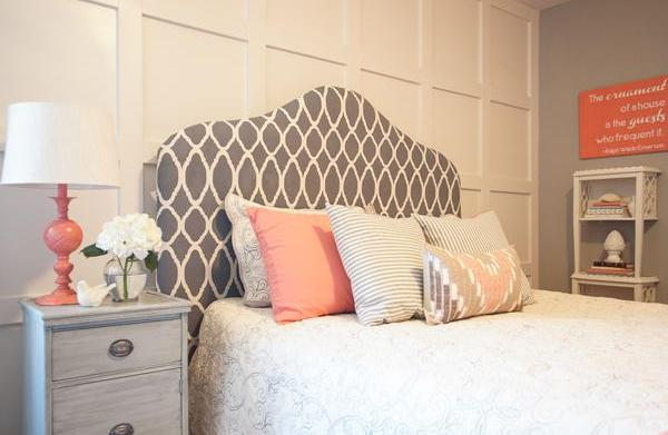 Hey blogger, show me your bedroom!
