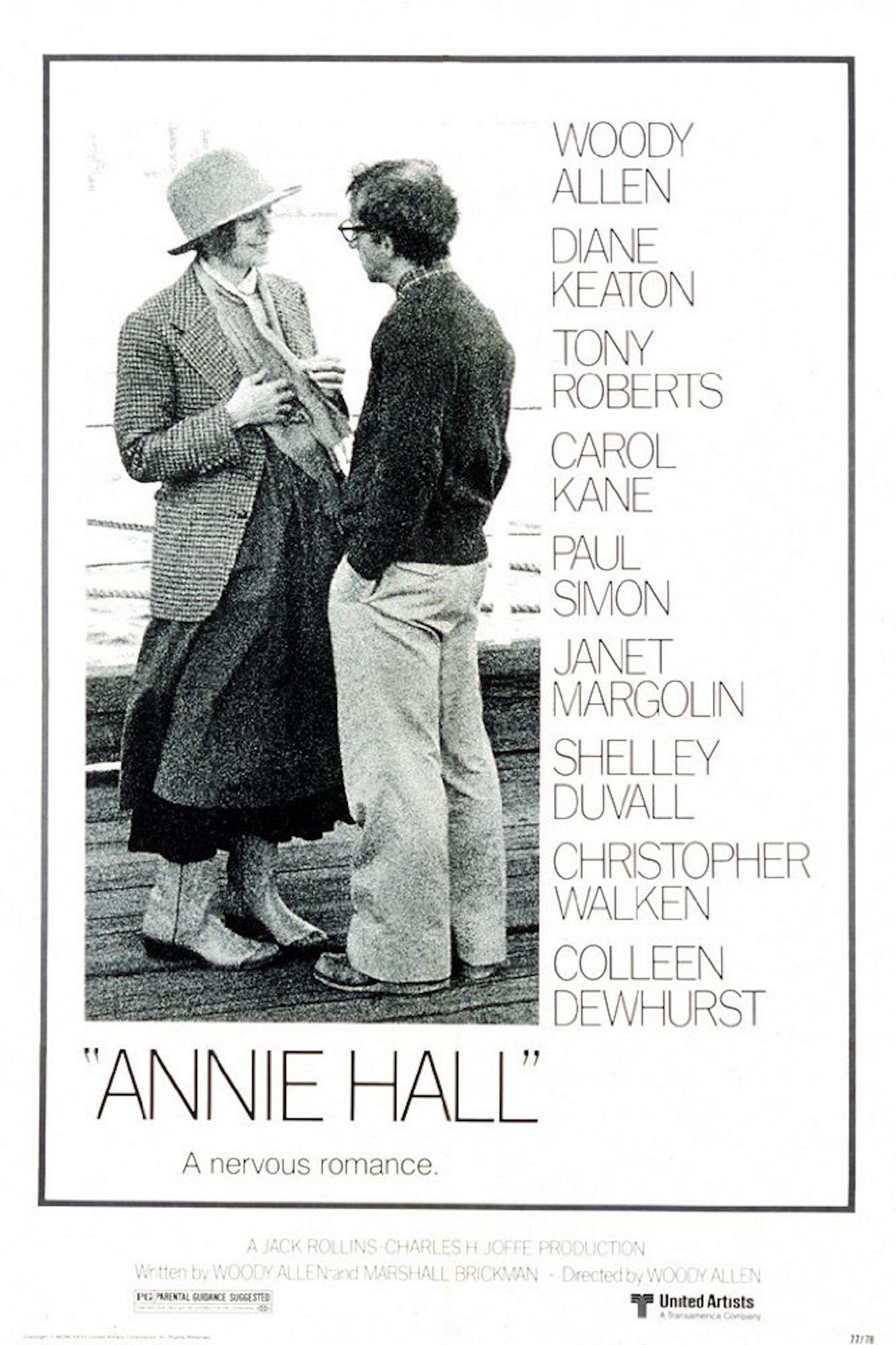 The \'Annie Hall\' Cast Blossomed Into Iconic Movie Stars – SheKnows