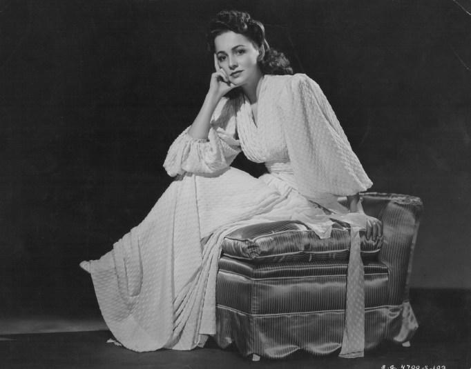 Women Who Changed Hollywood History: Olivia de Havilland