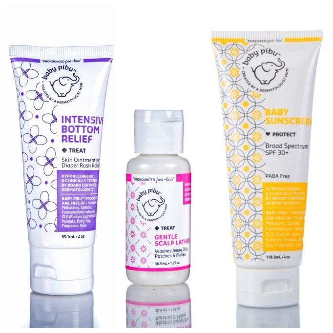 Baby Pibu Products