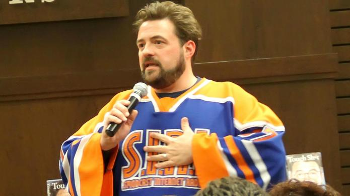 Kevin Smith gushes over Star Wars: