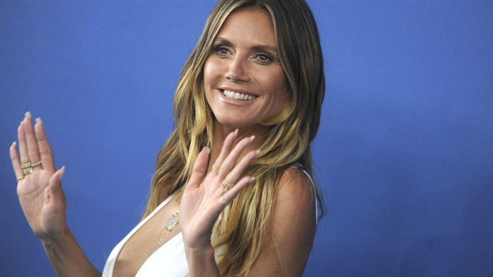 Heidi Klum Is Ridiculously Good-Looking in