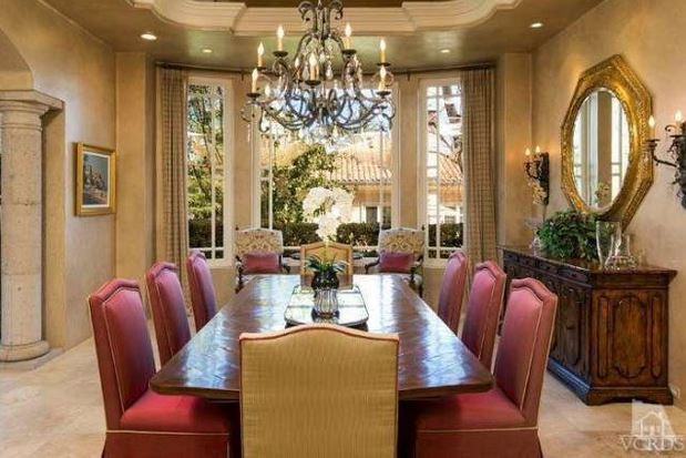 Britney's dining room