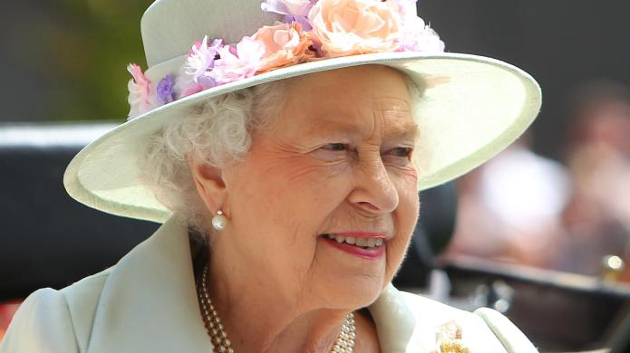 By the Seven! Queen Elizabeth is