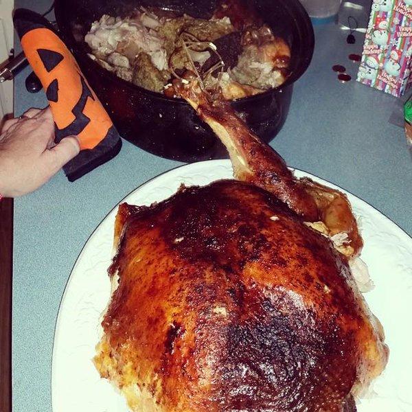 Hilarious Thanksgiving Turkey FAILS